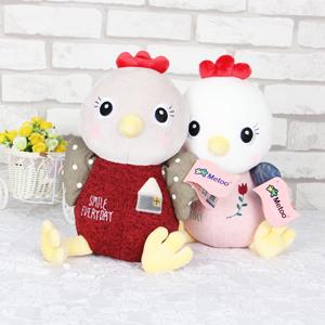 毛绒玩具/咕噜咕噜小鸡: 水晶超柔布料,高档PP棉填充,时尚针织布,总高