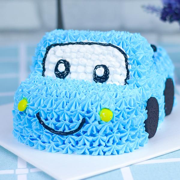 蛋糕/欢乐满载: 新鲜动物奶油,柔软戚风蛋糕胚,黄桃水果夹心,时