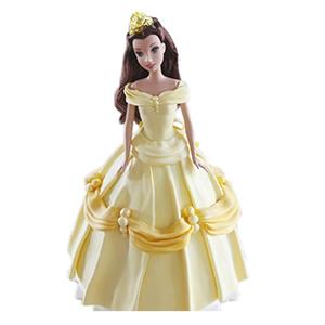 蛋糕/【翻糖蛋糕】恰好你也爱我: 芭比娃娃翻糖蛋糕(需提前预定)  [包 装]