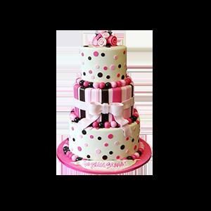 蛋糕/【翻糖蛋糕】梦幻精灵:鲜奶鸡蛋胚+创意翻糖造型 祝 愿:愿你始终温暖明媚