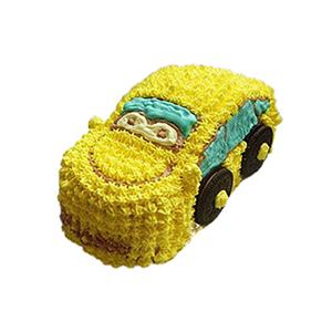 蛋糕/幸福的开驶: 卡通汽车形状鲜奶蛋糕  [包 装]:购买蛋糕