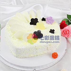 蛋糕/暖心天使:鲜奶鸡蛋胚+巧克力片 祝 愿:酒越久越醇,水越流越