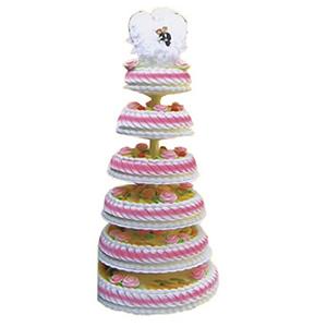 蛋糕/红袖添香: 六层鲜奶蛋糕,鲜奶玫瑰花  [包 装]:购买