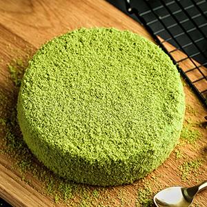 蛋糕/小清新芝士蛋糕:轻芝士搭配浓郁抹茶味道,一口自然清新 祝 愿:愿: