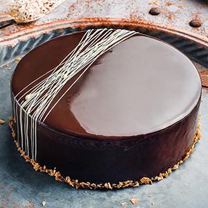 蛋糕/午后谜题: 慕斯,巧克力  [包 装]:高档礼盒包装,赠