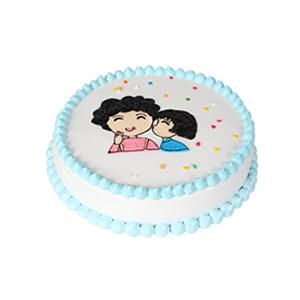 蛋糕/妈妈,我爱您: