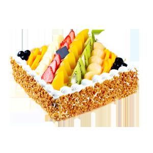 蛋糕/七彩果园: