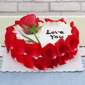 蛋糕/玫瑰之约: