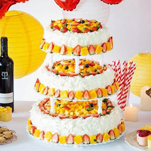 蛋糕/欢乐序曲: