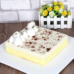 蛋糕/宽容的美好: