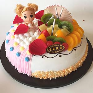 蛋糕/甜心芭比: