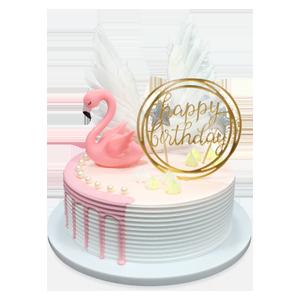 蛋糕/好梦甜甜:进口优质淡奶油,精美配饰 祝 愿:宝贝,愿你拥有最