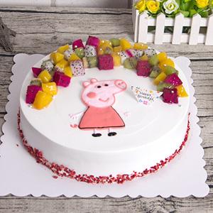 蛋糕/小猪佩奇: