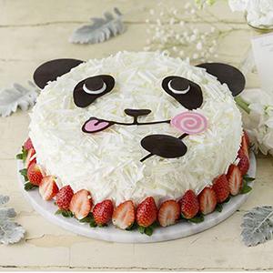 蛋糕/熊猫贝贝: