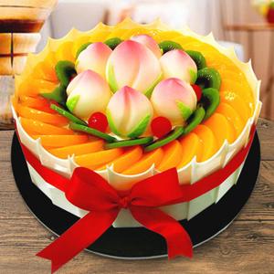 蛋糕/福寿齐天: