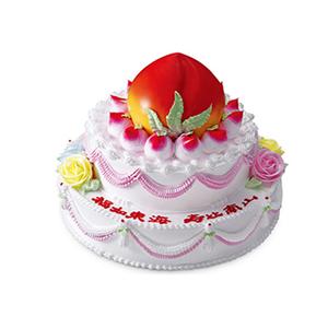 蛋糕/寿山福海: