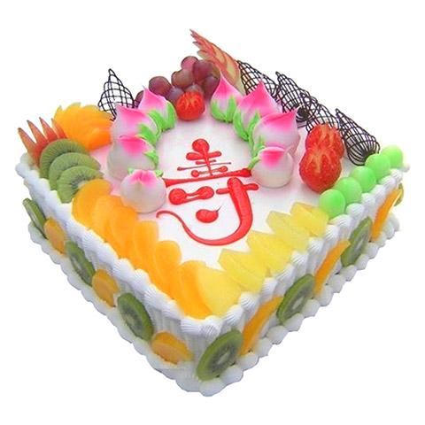 蛋糕/福满堂: