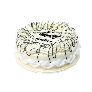 蛋糕/维多利亚的祝福: 圆形冰淇凌蛋糕(请提前2-3天以上预定,并咨询