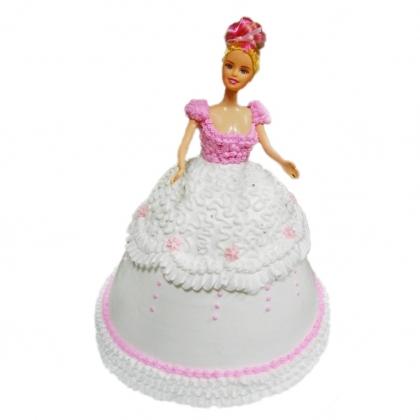 【芭比蛋糕】只为等你