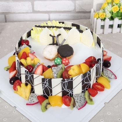 双子座专属蛋糕
